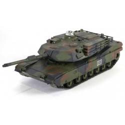 Waltersons MBT M1A1 Abrams Américain (camouflage forêt) au 1/72