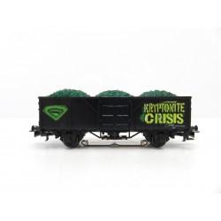 "Marklin 48706 wagon 2006 load ""Kryptonite Crisis"""