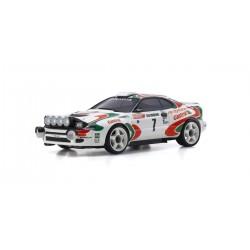 Kyosho AUTOSCALE MINI-Z TOYOTA CELICA 4WD NO7 WRC 1993 JK (MA020) K.MZP446JK