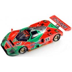 MR SLOT CAR MR1003 MAZDA 787B LE MANS 1991 NUM 55 WINNER EDITION LIMITED 1000 CARS