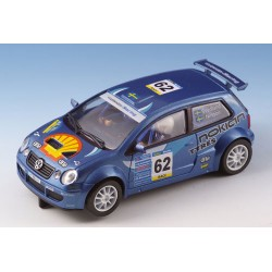 Powerslot - VW Polo S1600 blue- Shell