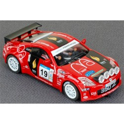 Powerslot - Nissan 350Z Rally n° 19