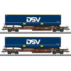 Märklin 47111 Coffret de wagons-poches DSV