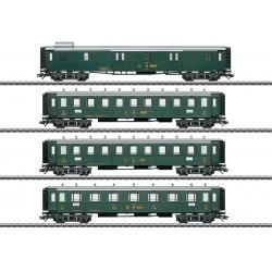 Marklin 42388 Coffret de voitures voyageurs Oldtimer suisses