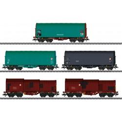 Marklin 46875 Coffret de wagons marchandises