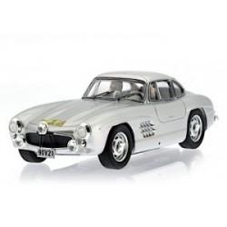 op Slot 7109 Mercedes-Benz 300 SL Liege-Roma Winner 1956