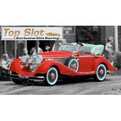 Top Slot 7101 Mercedes-Benz 540k Special Cabriolet 1936
