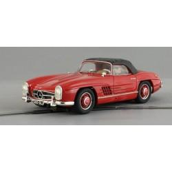 op Slot 7116 Mercedes-Benz 300 SL Roadster Soft Top