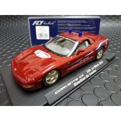 Fly 88072 A582 Chevy Corvette C5 Le Mans 2003 Direction De Course
