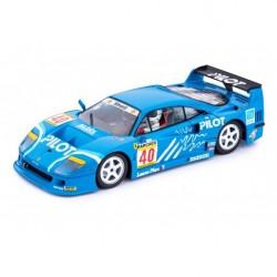 Policar CAR03c Ferrari F40 n.40 2nd 4h Silverstone 1995