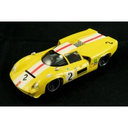 ThunderSlot Lola T70 MkIII BOAC 500 Brands Hatch 1967 Bonnier/Axelsson Slot Car