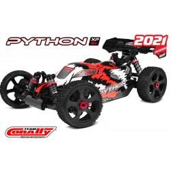 Corally Buggy Python 2021 XP 6S 1/8 Brushless RTR C-00182