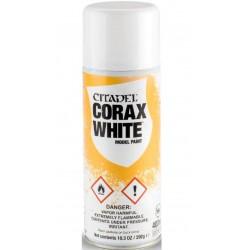 Peinture Citadel Corax White spray