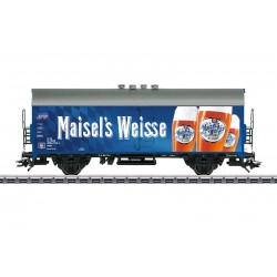 """Marklin 45027 Wagon pour le transport de bière """"Maisel's Weisse"""""""