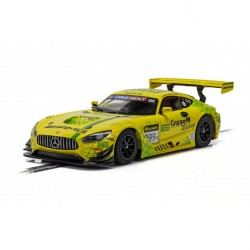 Scalextric C4075 Mercedes AMG GT3 - Bathurst 12 Hours 2019 - Gruppe M Racing