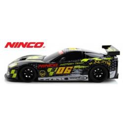 NINCO 55091 CORVETTE GT3 LIMITED EDITION CLUB NINCO n°06