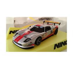 Ninco 50536 Audi Ford Gt Bel n°40 Lightning