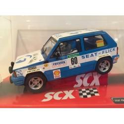 SCX - SEAT Panda FLICK Canarias Rally El Corte Ingles 1983 n°60