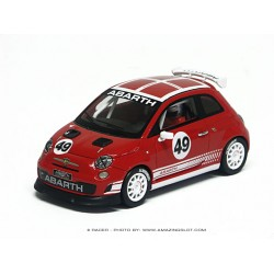 RACER ABARTH 500 ASSETTO CORSE Red