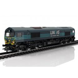 Marklin 39062 Locomotive diesel Class 66 LINEAS