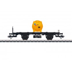 Marklin 48953 Wagon porte-conteneurs pour conteneurs moyens