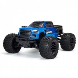 ARRMA 1/10 GRANITE 4X4 V3 MEGA 550 Brushed Monster Truck RTR, Blue