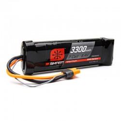 Spektrum 3300mAh 7-Cell 8.4V Smart NiMH Battery IC3