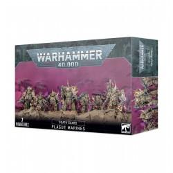 Warhammer 40k Death Guard Plague Marines