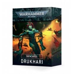 Warhammer 40k Cartes Techniques: Drukhari