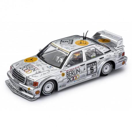 Slot.it CA44c Mercedes 190E DTM n.5 1st Hockenheim DTM 1992
