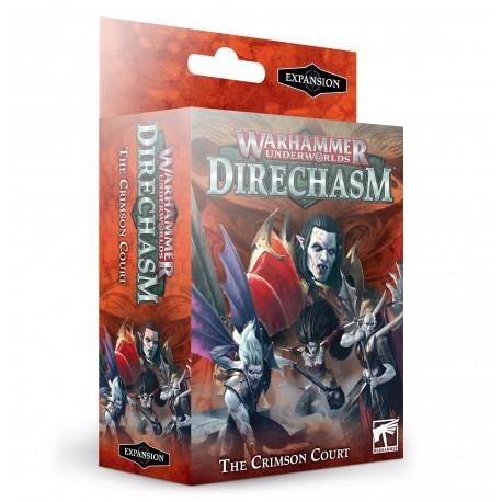 Warhammer Underworlds: Direchasm – La Cour Écarlate