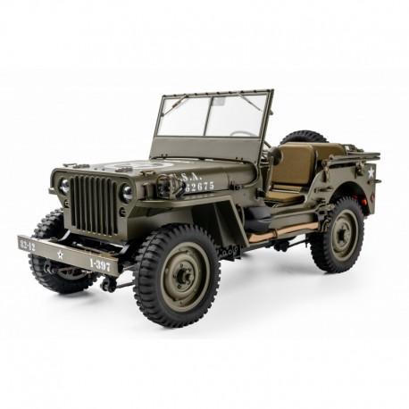 FMS 1/12 Willys MB scaler RTR car kit