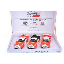 REVOSLOT Porsche 911 GT1 Marlboro Triple Pack – RS0092