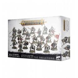 Warhammer 40k: Deathrattle Skeletons