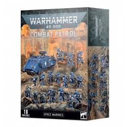 Warhammer 40K Patrouille: Space Marines