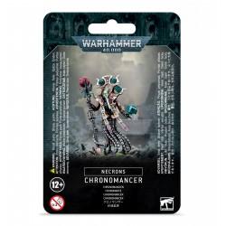 Warhammer 40K Chronomancien nécron