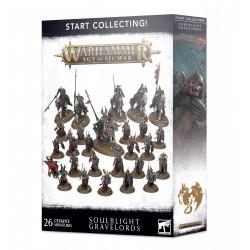 Warhammer 40k Start Collecting! Soulblight Gravelords