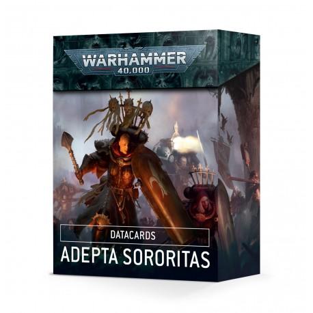 Warhammer 40k:Cartes Techniques: Adepta Sororitas
