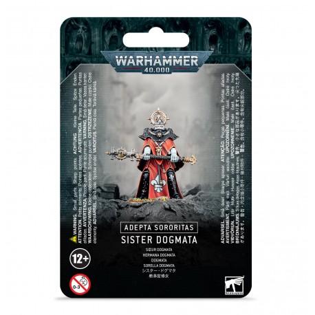 Warhammer 40k: Adepta Sororitas Sœur Dogmata