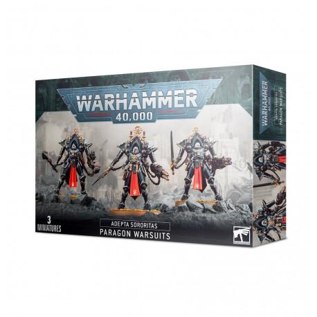 Warhammer 40k: Exo-harnais Parangon