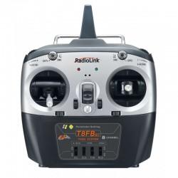 Radiolink T8FB BT (bluetooth) 8-channel radio (Mode 2) with R8EF Receiver