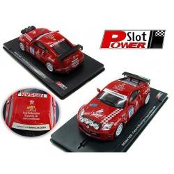 Powerslot Nissan 350Z - Coche 0 Oficial Cpto. Espana Rallys 2008