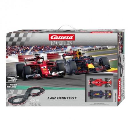 Carrera Evolution 25233 Coffret Lap Contest