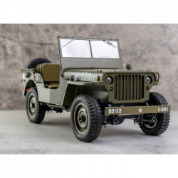 RocHobby 1/12 WILLYS MB SCALER RTR