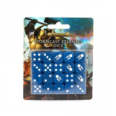 Warhammer 40k Set de Dés Éternels de l'Orage