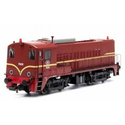 Piko Loco Diesel Rh2200 SNCB S.7608 EpV 3R