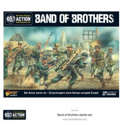 """Warlord Bolt Action 2 Starter Set - """"Band of Brothers"""""""