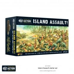 Warlord Games Bolt Action Island Assault!
