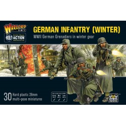 Warlord Games Infanterie allemande (hiver)