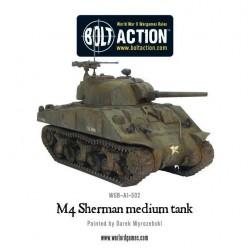 Warlord Games Char moyen M4 Sherman